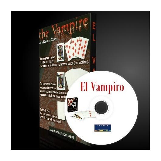 El Vampiro + DVD