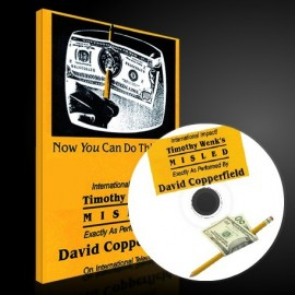 Misled el lapiz de David Copperfield + DVD