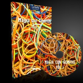 DVD MAGIA CON GOMITAS VOL.1