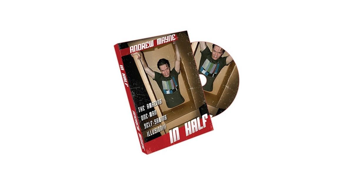 In Half by Andrew Mayne (DVD)