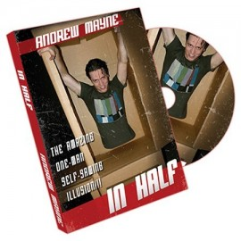 In Half by Andrew Mayne (DVD)