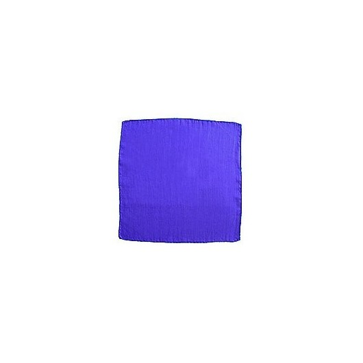 """Pañuelo seda azul 36"""" (90cm)"""