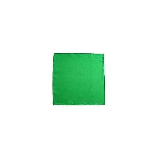 "Pañuelo seda verde 36"" (90cm)"
