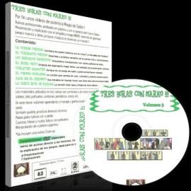 DVD Tres horas con Marko vol.3