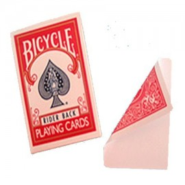 Bicycle cara blanca/dorso rojo