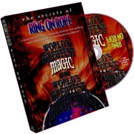 DVD Secrets Ring on Rope