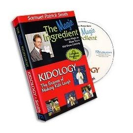 DVD Kidology-La ciencia para hacer reir a los niños