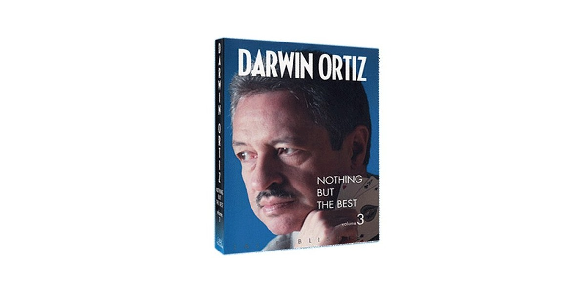 Nothing but the best (Vol 3) Darwin Ortiz