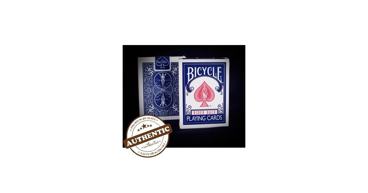 Baraja Bicycle Azul (Original)