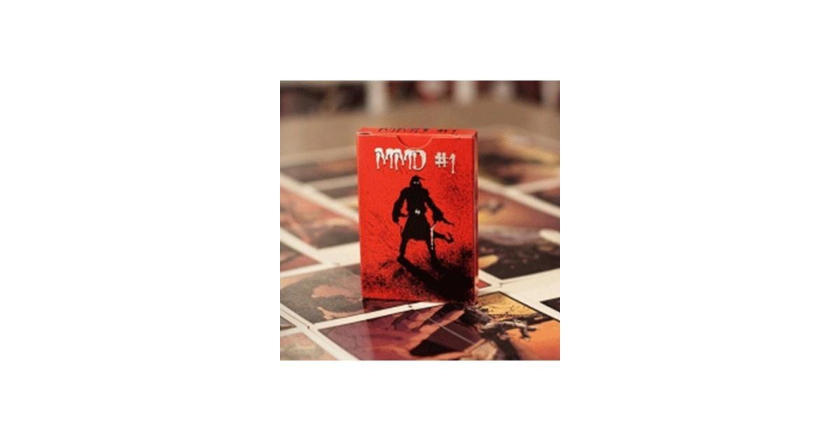 Baraja MMD 1 Comic Deck