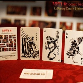 Baraja MMD 1 Comic Deck