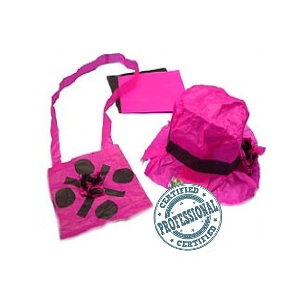 Papel sombrero Plus by Arsene Lupin + DVD