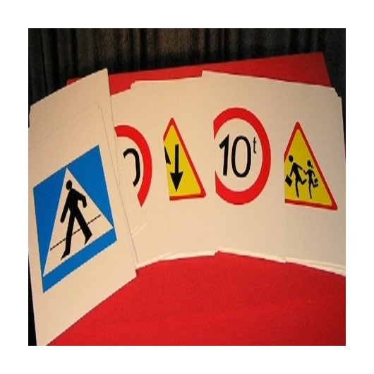 Señales de tráfico by Arsene Lupin