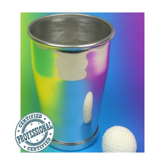 Chop cup aluminio Ken Brooke