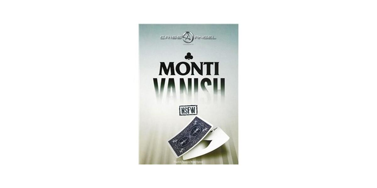 Monti Vanish + DVD