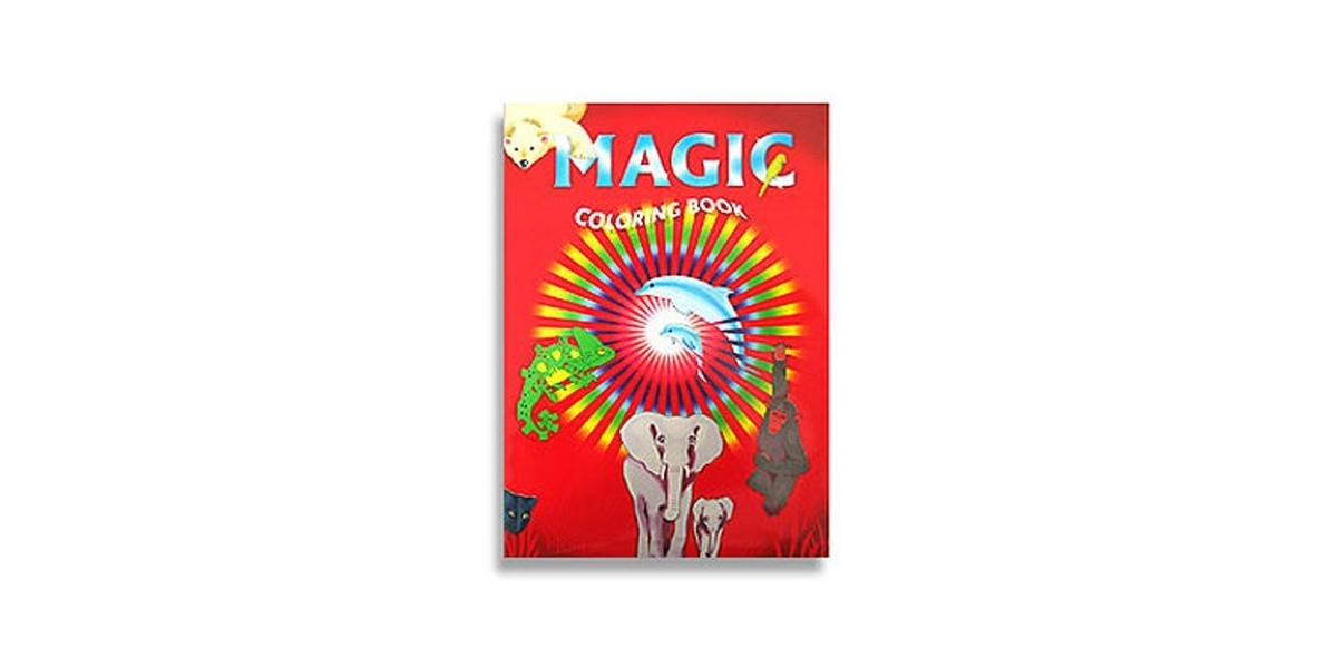 magic coloring book - La Varita