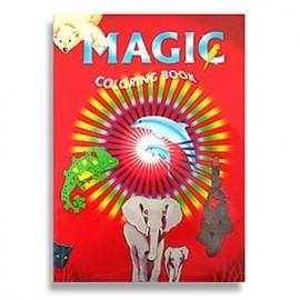 Libro de colorear mágico