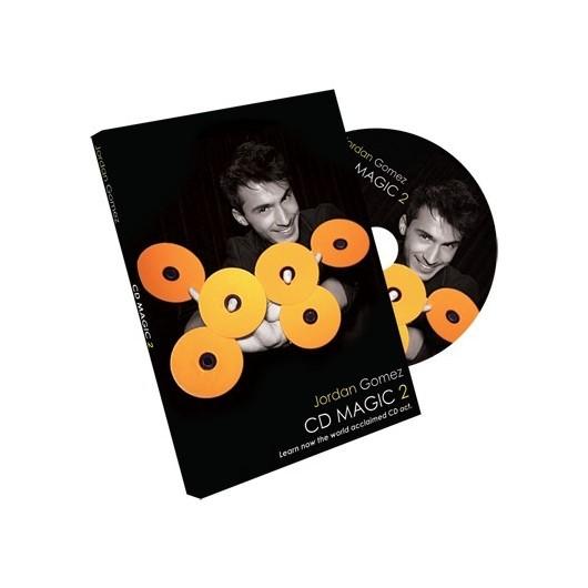 DVD Manipulación con CD´s Vol.2 by Jordan Gómez