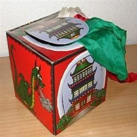 Oriental Mirror Production Box