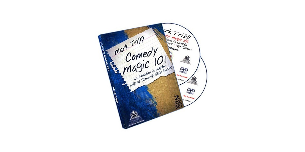 DVD Comedy 101 by Mark Tripp