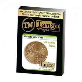 Moneda doble cara 50 cts