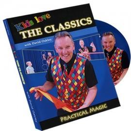 DVD Kids Love Classics by David Oakley