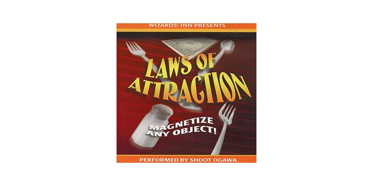 Laws of atractions by Shoot Ogawa