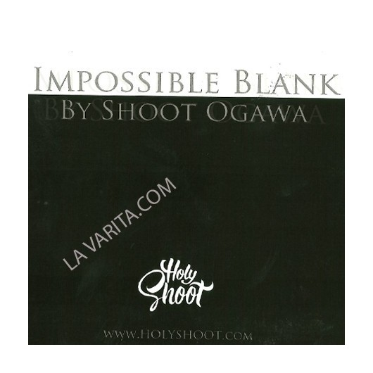 Impossible Blank by Shoot Ogawa