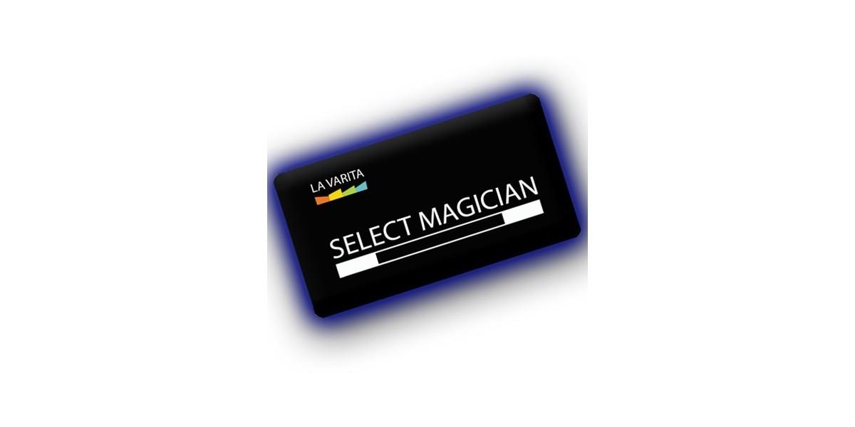 Tarjeta Select Magician