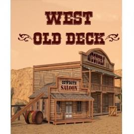 West Old Deck by Top Secret