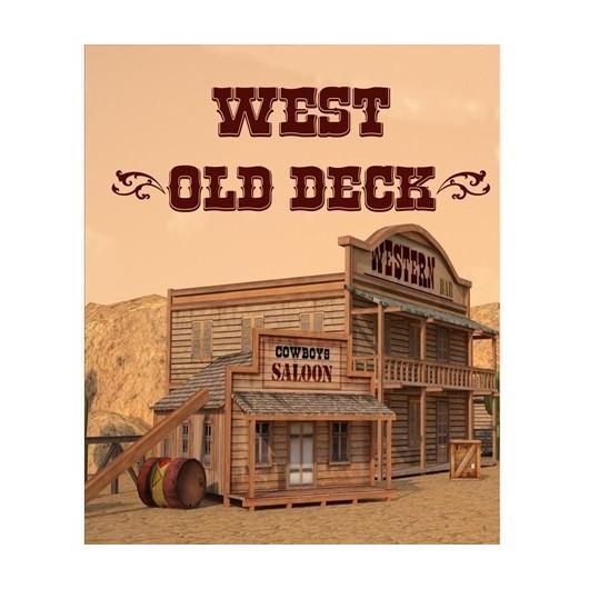 Baraja del oeste by Top Secret