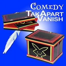 Comedy Tak-Apart Vanish w/ Feather