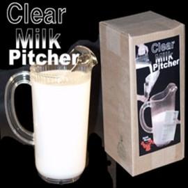 Milk Pitcher - Clear 60 Ounce