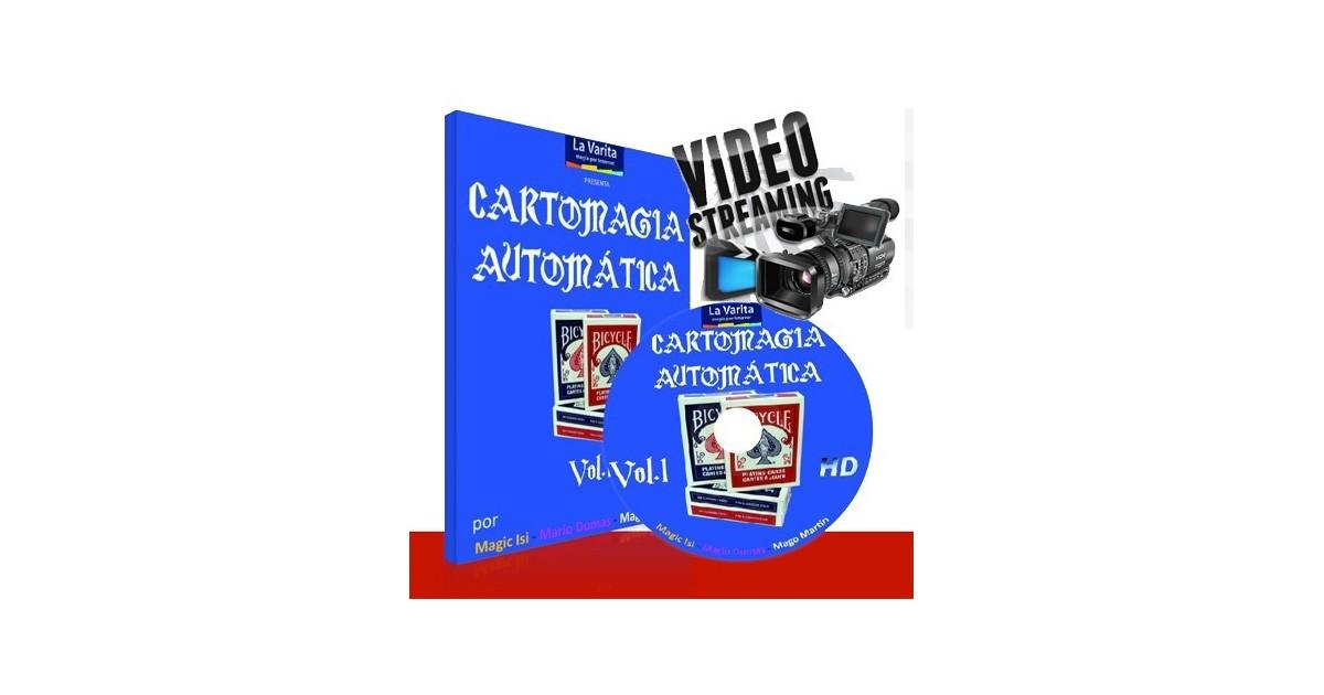 Cartomagia Automatica 1 (Streamer online)