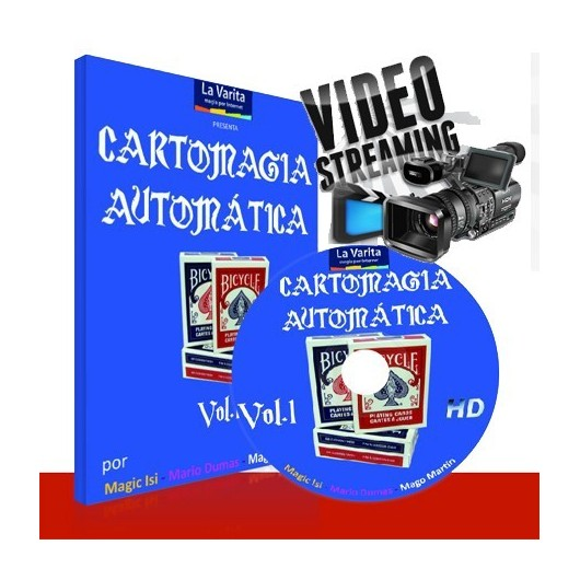 Cartomagia Automatica 1 Streamer online