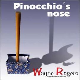 La nariz de Pinocho
