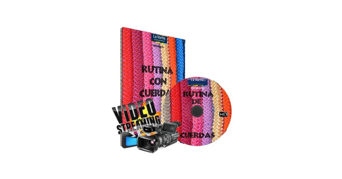Rutina con Cuerdas (Streaming Online ) by Dario Hueta