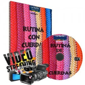 Rutina con Cuerdas (Streaming Online ) by Dario Hueta