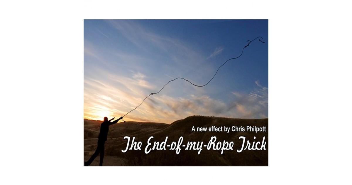 El final de mi cuerda by Chris Philpott