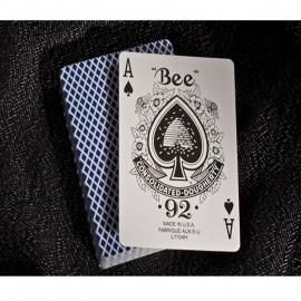 Baraja Poker Bee Azul
