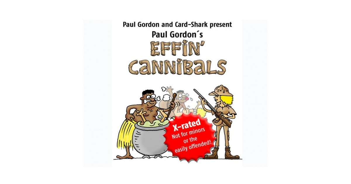 Los caníbales by Paul Gordon