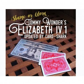 Elizabeth IV by Tommy Wonder