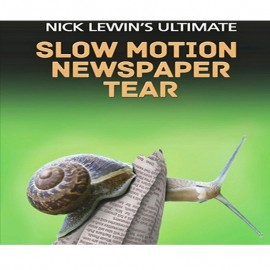 Ultimate Slow Motion by Nick Lewin
