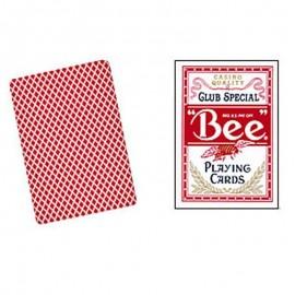 Baraja Bee roja
