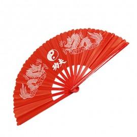 Dragon Fan by Alan Wong