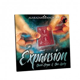 Expansion Azul (dvd y Gimmick)