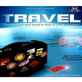 Travel Azul by Michael Chatelain