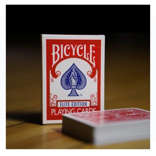 Baraja Bicycle ELITE EDITION (roja)
