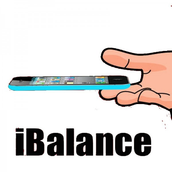 I-Balance by Mark Elsdon
