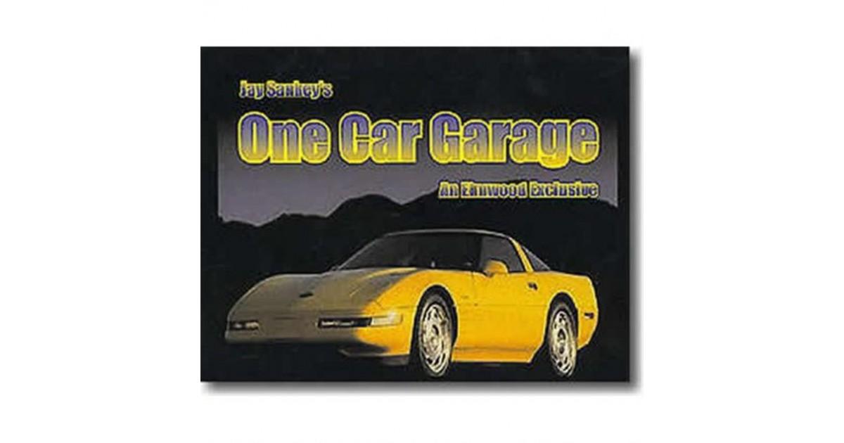 One Card Garage by Jay Sankey